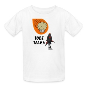 Tobi's Tales Kid's Tee - Kids' T-Shirt