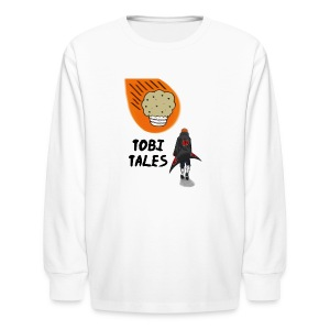 Tobi's Tales Kid's Long Sleeve Tee - Kids' Long Sleeve T-Shirt