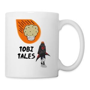 Tobi's Tales Right Handed Coffee Cup - Coffee/Tea Mug