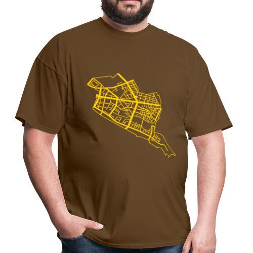 Friedrichshain Berlin - Men's T-Shirt