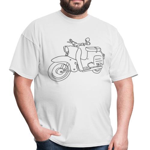 Scooter Swallow - Men's T-Shirt