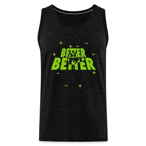 Better & Better 3Dub Special - Men's Premium Tank