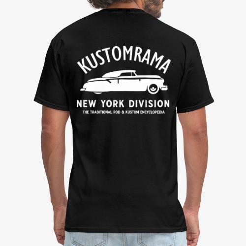 Kustomrama New York Division - Men's T-Shirt
