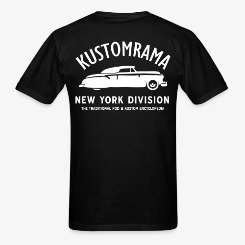 Kustomrama New York Division - Men's T-Shirt