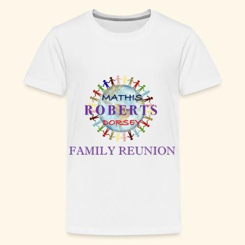 Youth Small - Kids' Premium T-Shirt