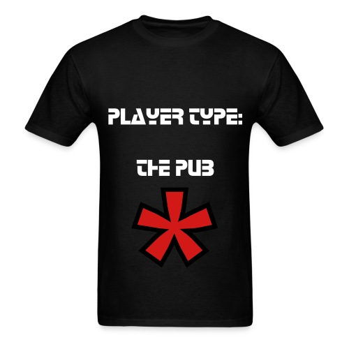 The Pub Star - Men's T-Shirt