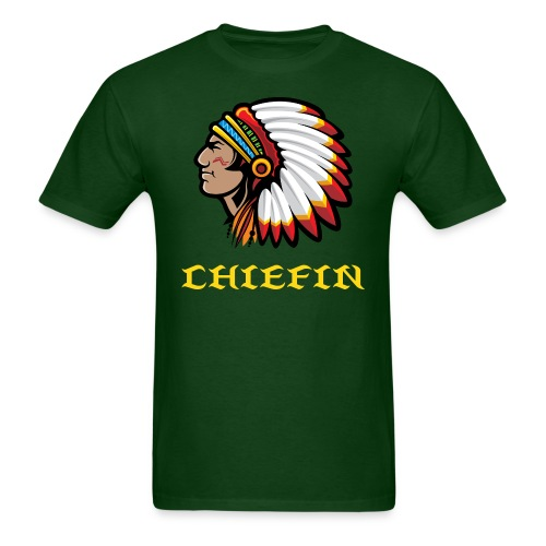 FRESHL!FE+Co.®  CHIEF TEE  By:TWO3®  - Men's T-Shirt