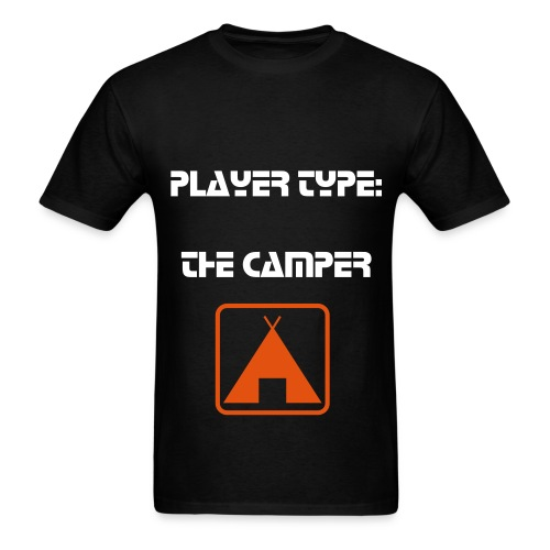 The Camper - Men's T-Shirt