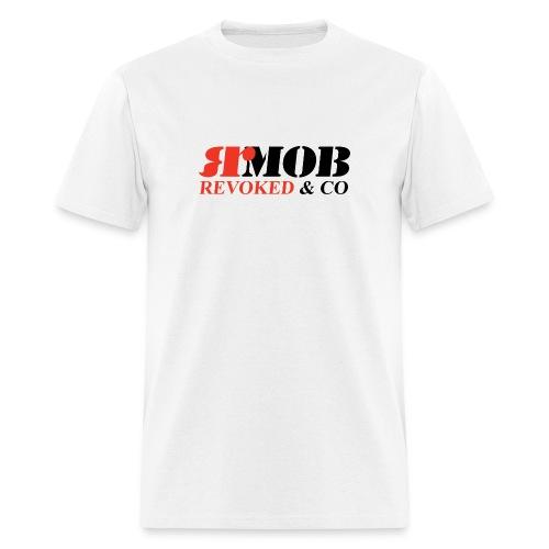 RMOB Revoked & Co (plain mens shirt) - Men's T-Shirt