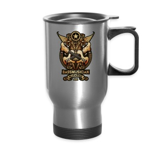 Bass Glory Travel Mug - Travel Mug