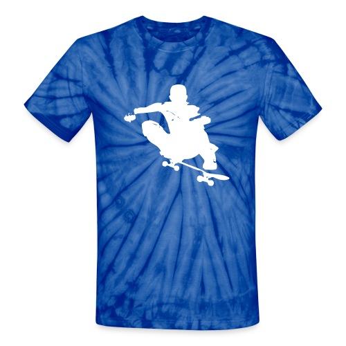 Dyenomite Rider - Unisex Tie Dye T-Shirt