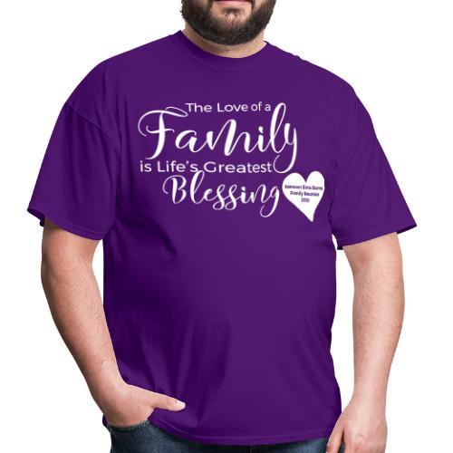 Family Reunion (Unisex Basic Tee)  - Men's T-Shirt