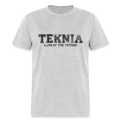 Teknia   Male Tee Shirt - Men's T-Shirt