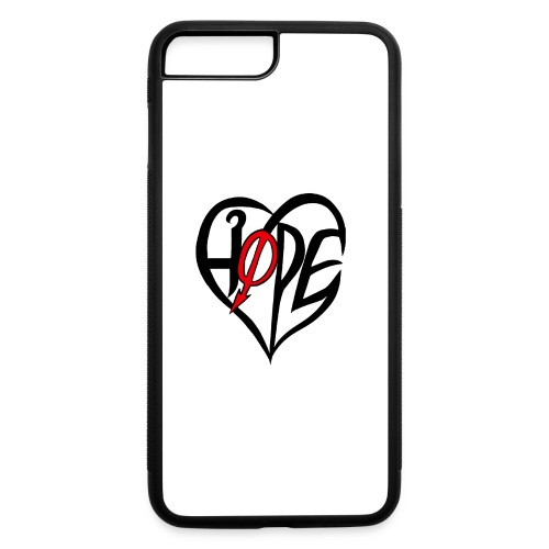 H.Ø.P.E. iPhone 7/8 Plus Case - iPhone 7 Plus/8 Plus Rubber Case