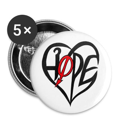 H.Ø.P.E. Buttons - Large Buttons