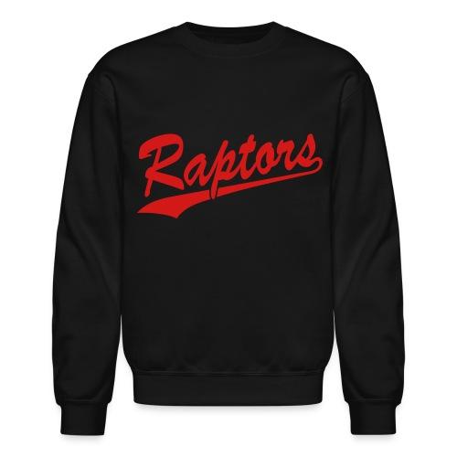 Raptors Crewneck  - Crewneck Sweatshirt