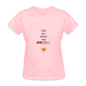 My Ninetails Women's Standard Weight Tee - Women's T-Shirt
