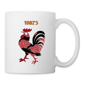 Tobi's Cock Right Handed Coffee Cup - Coffee/Tea Mug