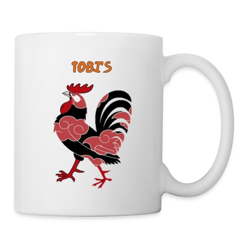 Tobi's Cock Right Handed Coffee Cup - Coffee/Tea Mug