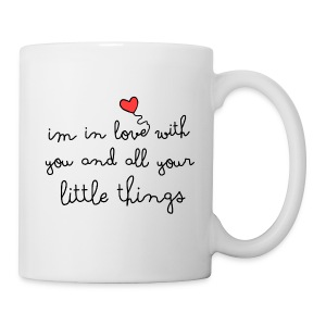 Little Things - Coffee/Tea Mug