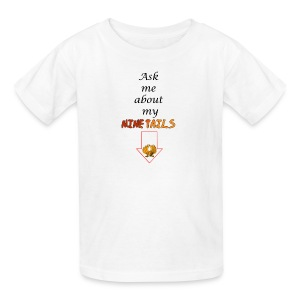 My Ninetails Kid's Tee - Kids' T-Shirt