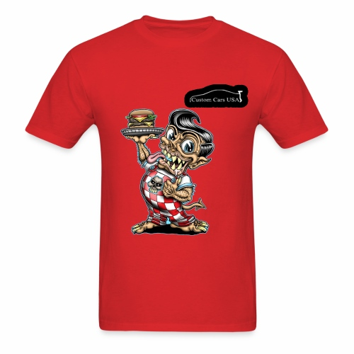 CCU BIG BOY - Men's T-Shirt