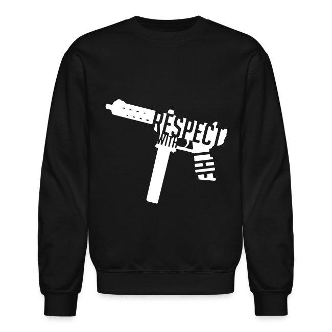 Respect With The Tec Sweatshirt