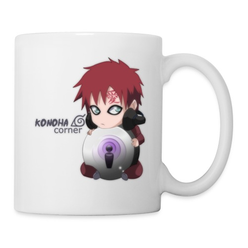Chibi Gaara Right Handed Coffee Cup - Coffee/Tea Mug