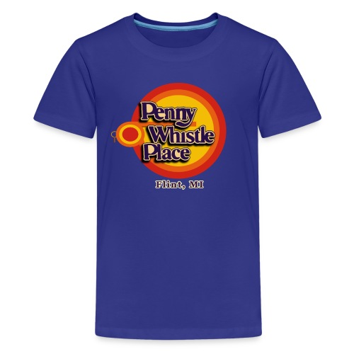 Penny Whistle Place - Kids' Premium T-Shirt