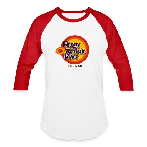 Penny Whistle Place - Baseball T-Shirt