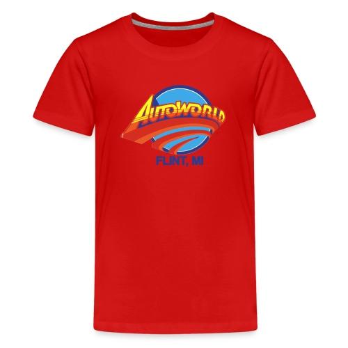 Autoworld - Kids' Premium T-Shirt
