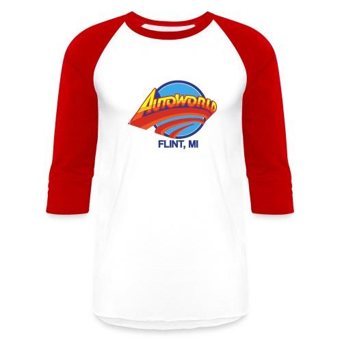 Autoworld - Baseball T-Shirt