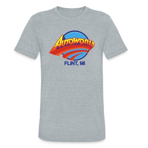 Autoworld - Unisex Tri-Blend T-Shirt