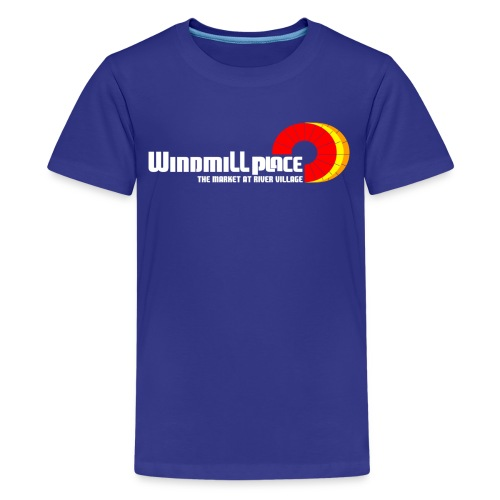 Windmill Place - Kids' Premium T-Shirt