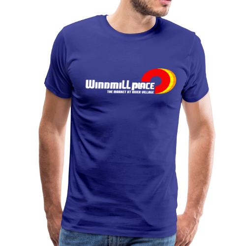 Windmill Place - Men's Premium T-Shirt