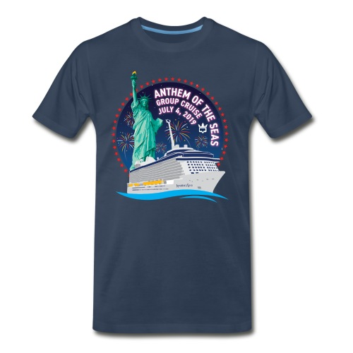 Men's Anthem GC Shirt - Men's Premium T-Shirt
