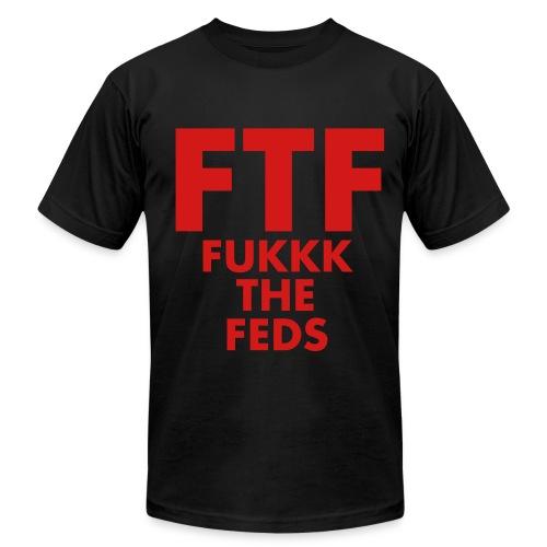 FTF Tee - Men's Fine Jersey T-Shirt