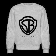 Long Sleeve Shirts ~ Crewneck Sweatshirt ~ Slutty Boyz Sweatshirt