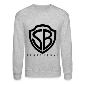 Slutty Boyz Sweatshirt - Crewneck Sweatshirt