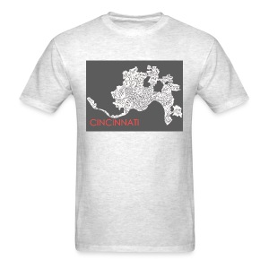 Cincinnati Men's Shirt - Men's T-Shirt