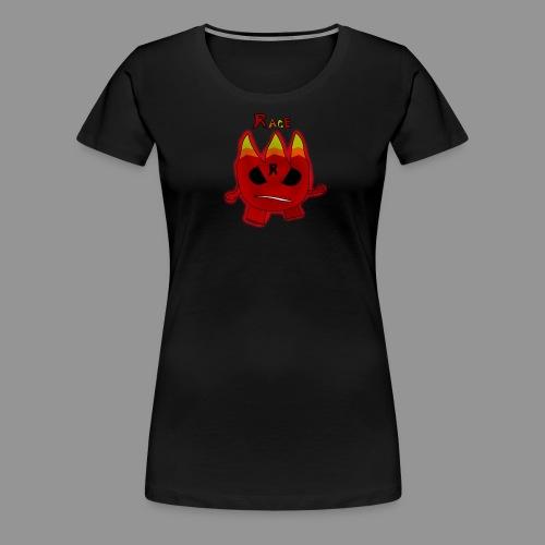 RAGE Women's Premium T-Shirt - Women's Premium T-Shirt