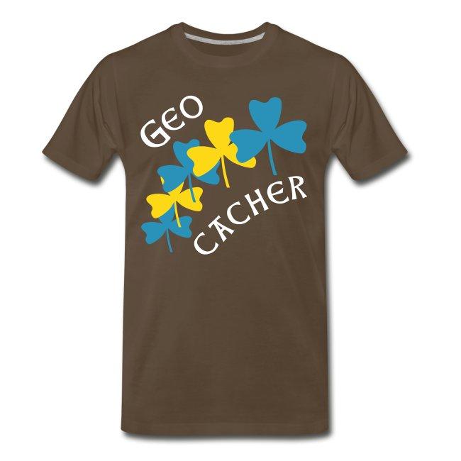 Geocacher Shamrocks