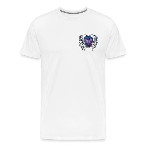 Mens Mini AngelMelly Stone Logo - Men's Premium T-Shirt