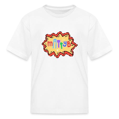 Kids MattyB Cartoon - Kids' T-Shirt