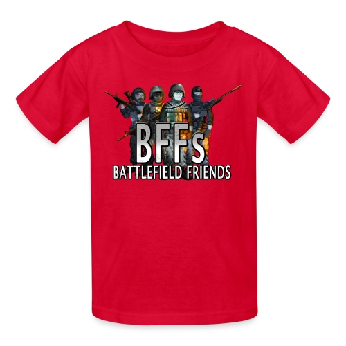 Battlefield Friends Kids - Kids' T-Shirt