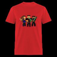 T-Shirts ~ Men's T-Shirt ~ Become A Miner!