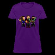 Women's T-Shirts ~ Women's T-Shirt ~ Become A Miner!