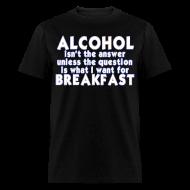 T-Shirts ~ Men's T-Shirt ~ Breakfast