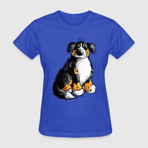 Bernie - Bernese Mountain Dog T-Shirt - Women's T-Shirt
