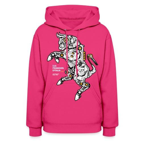 Bulltron Of Juventus Hoodie - Women's Hoodie